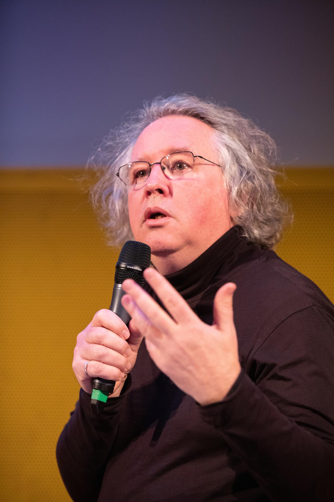 Jean-Claude Heudin, scientifique, écrivain et compositeur