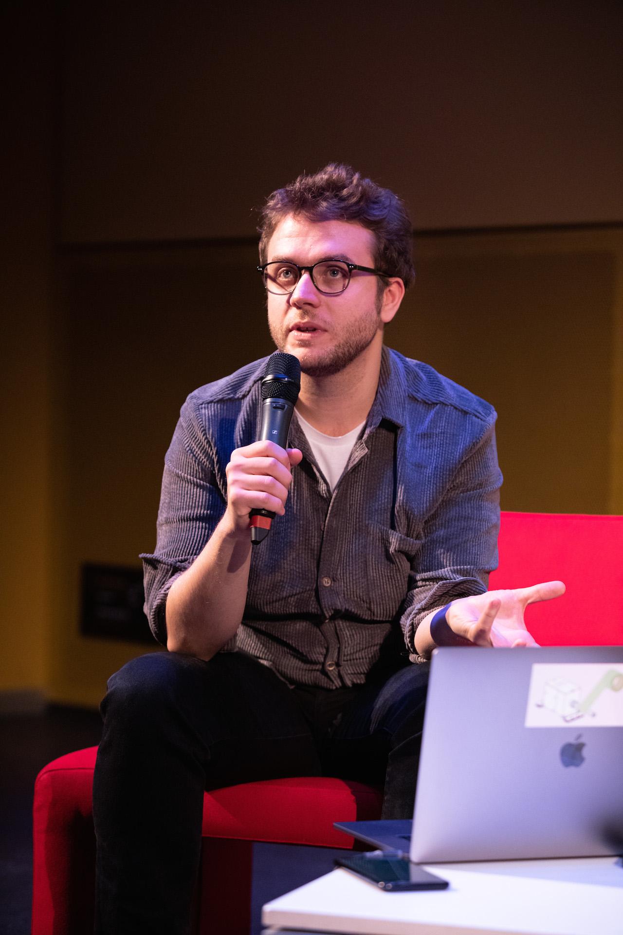 """Jérôme Nika, chercheur-musicien et """"luthier numérique"""""""