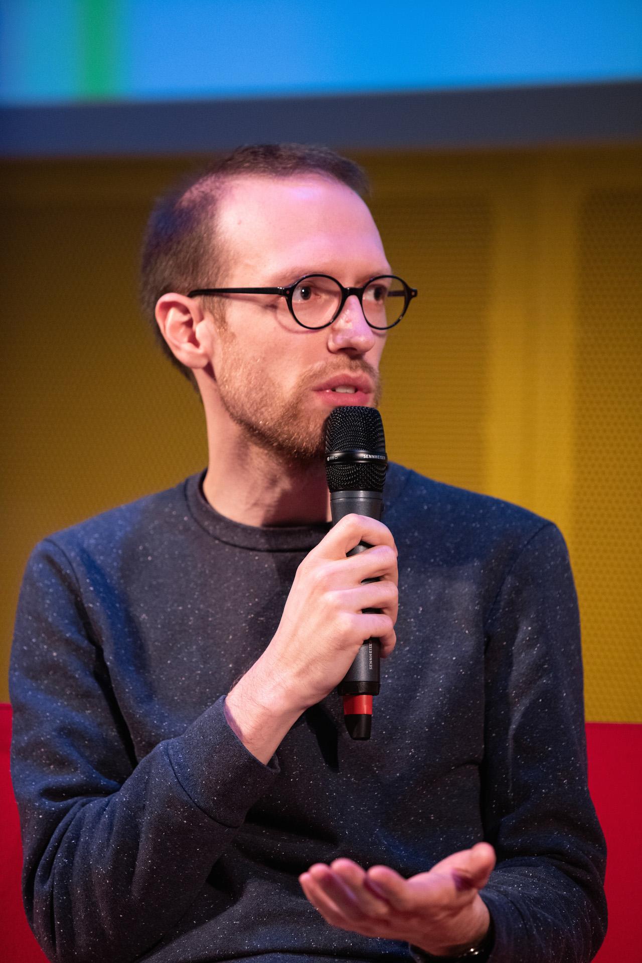 Pierre Lelièvre, chercheur & artiste visuel
