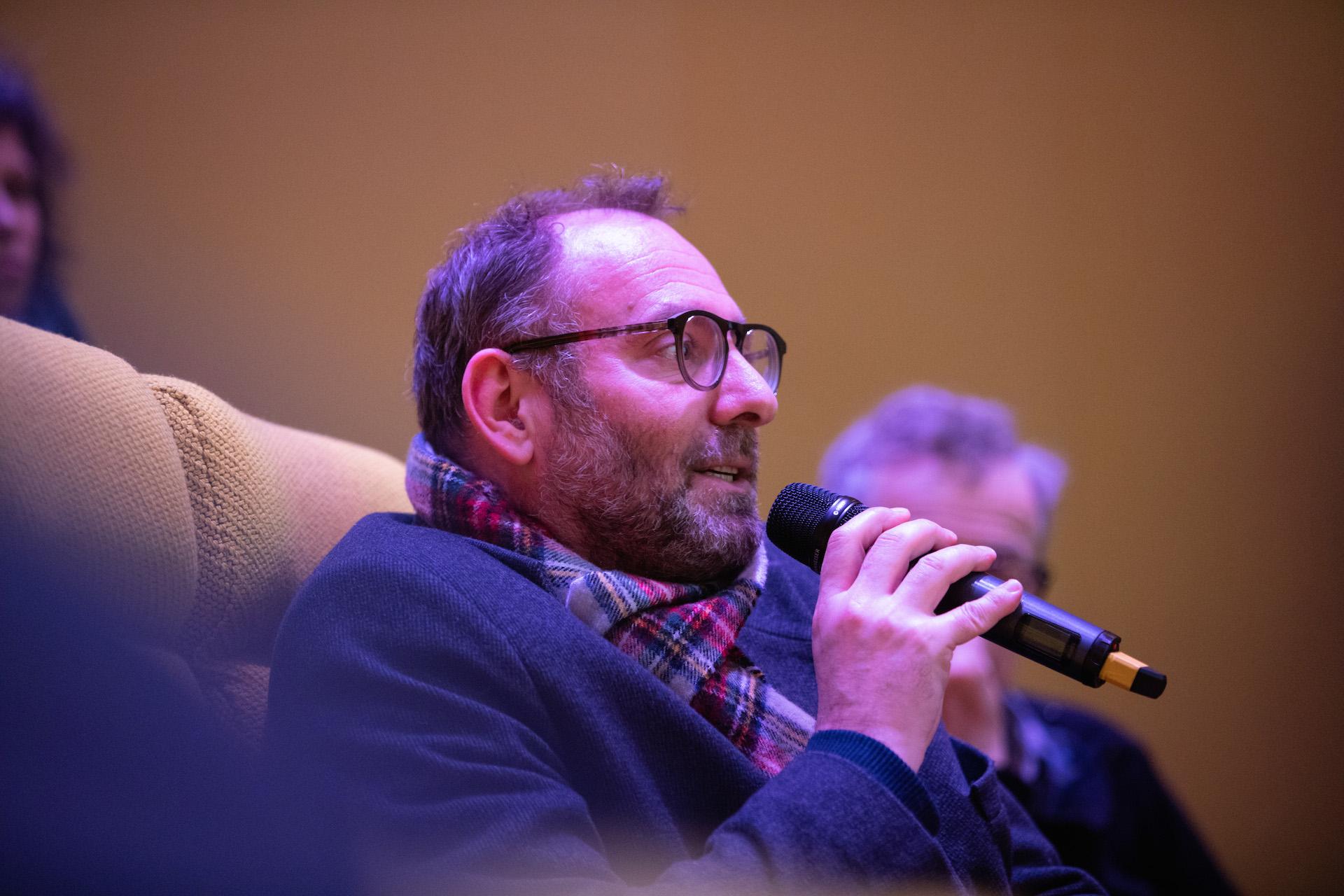 Vincent Lowy, directeur de l'ENS Louis-Lumière