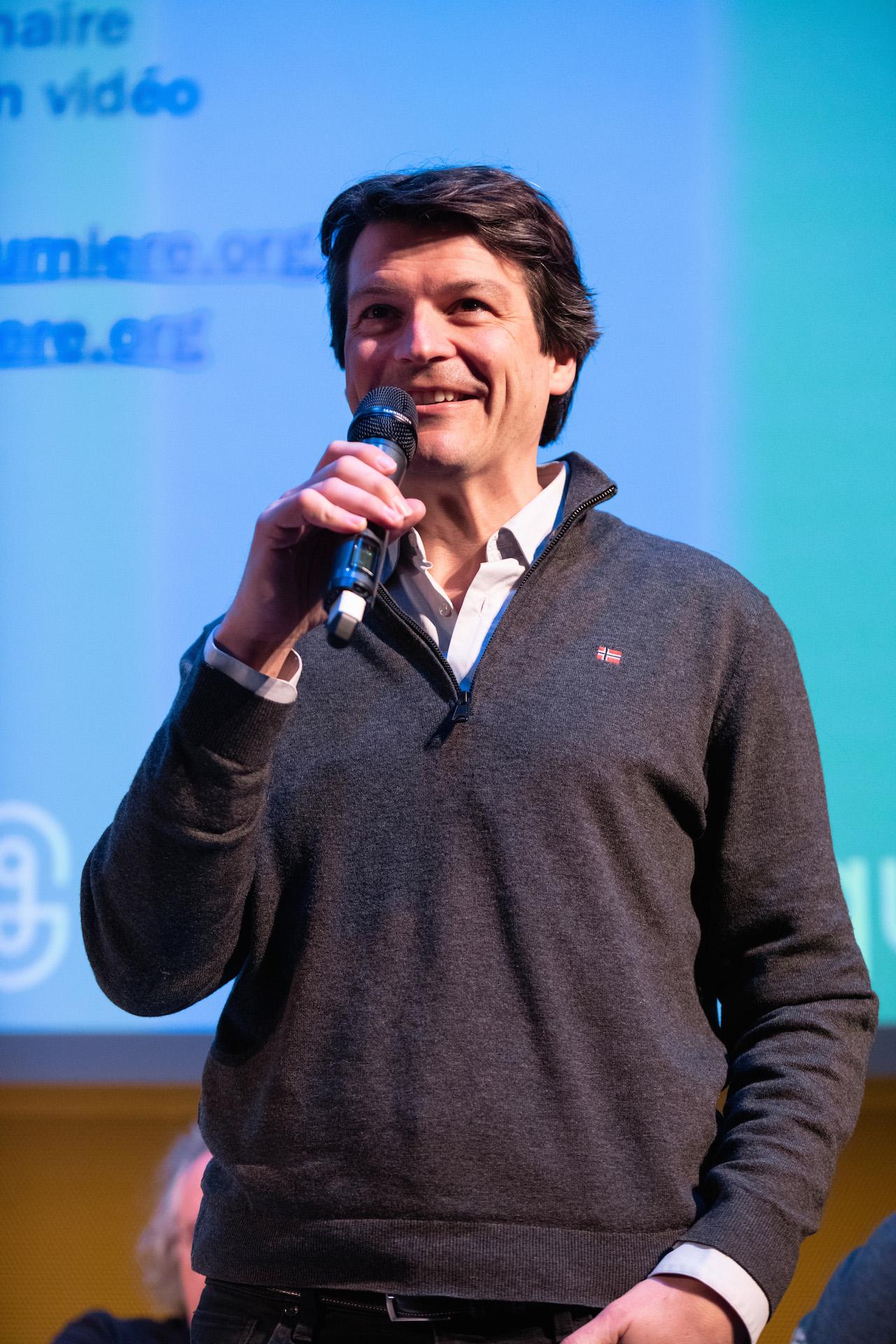 Frédéric Castelnau, Président des ALL